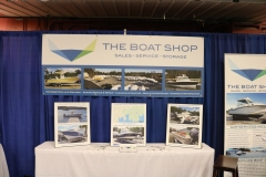 The Boat Shop booth