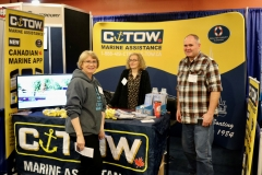 C-Tow booth