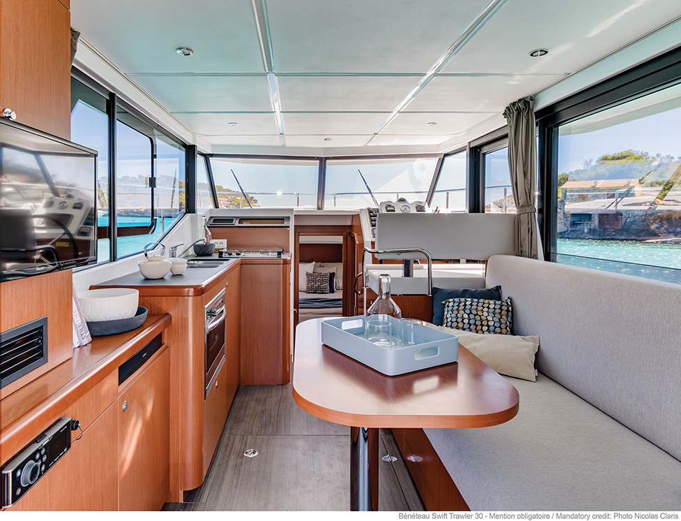Atlantic Boating NewsA Chance to Get Away: Swift Trawler 30