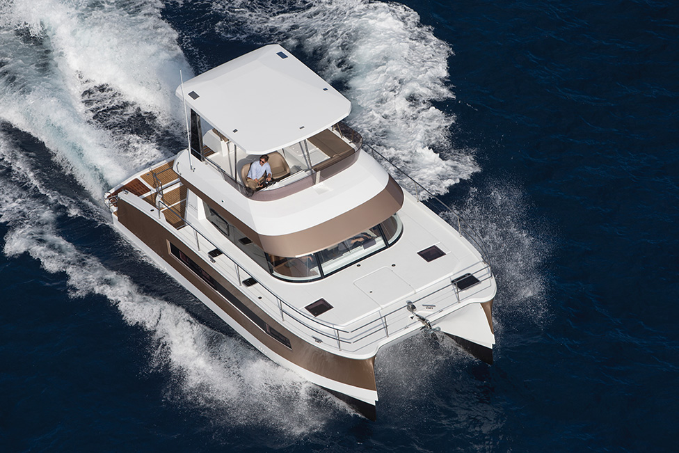Fountaine Pajot MY37 Motor Yacht